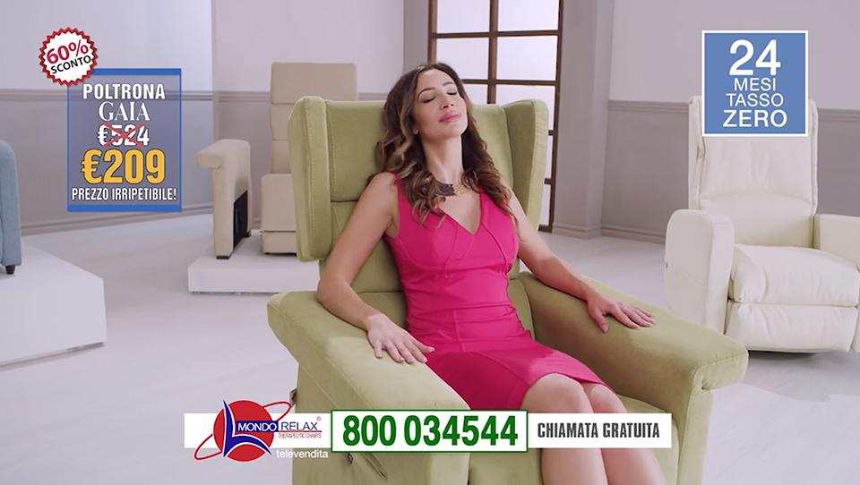 Mondo Relax Poltrone Prezzi.Promo Tv Mondo Relax Poltrone Relax